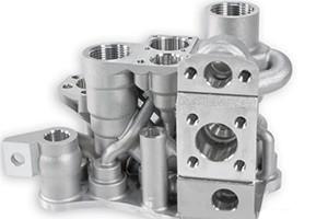 金属3D打印控制液压组件首次应用于民用航空领域